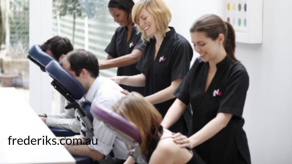 Employee Perks - Office Massages