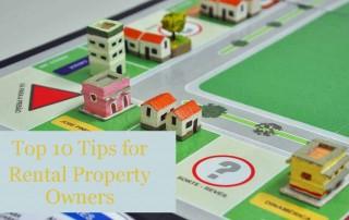 Top 10 tips for rental properties